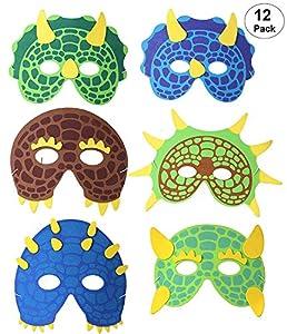 OOTSR 12 Piezas Máscaras de