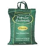 #9: Popular Essentials Classic Sona Masouri Rice, 10kg