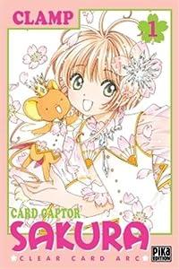 Card Captor Sakura - Clear Card Arc Edition simple Tome 1