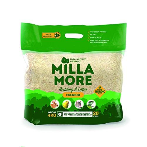 Millamore Premium Bettwäsche, groß, 20-Count