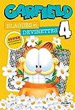 Garfield Blagues et devinettes - Tome 4