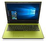 Lenovo ideapad 305 15.6 inch Laptop Notebook (Green) – (Intel Core i3-5005U, 8Gb RAM, 1Tb HDD, DVDRW, WLAN, BT, Camera, Integrated Graphics, Windows 10 Home) thumbnail
