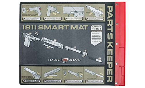 Echt Avid 1911 Smart Mat – 48,3 x 40,6 cm 1911 Gun Reinigung, 1911 Grafiken (Otis Cleaning Kit)