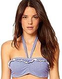 Freya Bain Damen Bikinioberteil Gr. 75D, blau