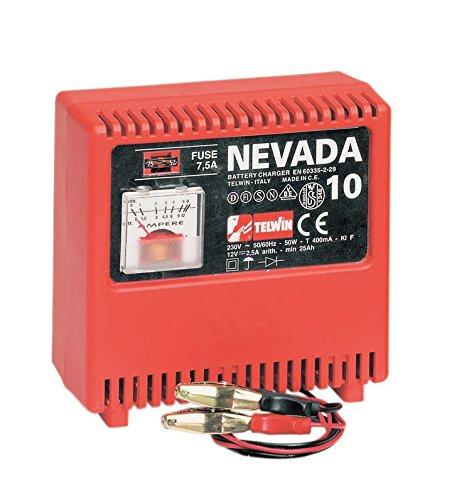 Caricabatterie per auto da 12 V multiuso Nevada 10