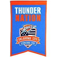 Winning Streak NBA Oklahoma City Thunder Nationen Banner