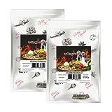 Soja - Eiweiß, natives Soja - Isolat, Sojaprotein 92%, Höchste Wertigkeit. 2 Beutel je 1000g (2KG)