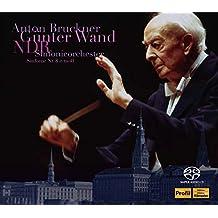 ブルックナー : 交響曲 第8番 ハ短調 WAB 108 (ハース版 / 1884~90年稿) (Anton Bruckner : Sinfonie Nr.8 c-moll / Gunter Wand | NDR Sinfonieorchester) [SACDシングルレイヤー] [輸入盤] [日本語帯・解説付] [Limited Edition] [Live]