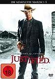 Justified Season 1-5 (15 DVDs)