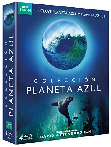 Pack planeta azul 1+2 [Blu-ray] segunda mano  Se entrega en toda España
