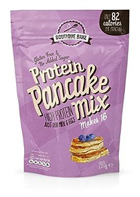 Boutique Bake Protein Pancake Mix 290g Manufacturer: Boutique Bake