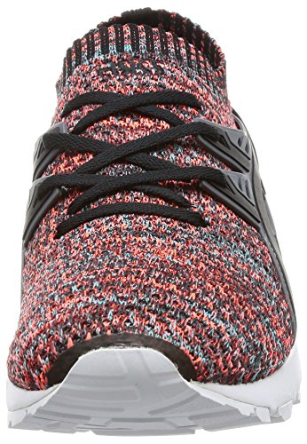 ASICS Hommes Carbon/Noir Gel Kayano Knit Lo Basket Carbon/Black