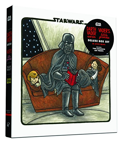 Darth Vader and Son & Vader's Little Princess Deluxe Box Set (Deluxe Boxed Set)