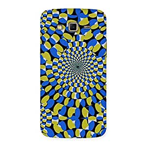 Enticing Classic Illusion Back Case Cover for Samsung Galaxy Grand 2