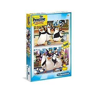 Clementoni Spa - Pack puzzles 2x60 piezas disney clementoni