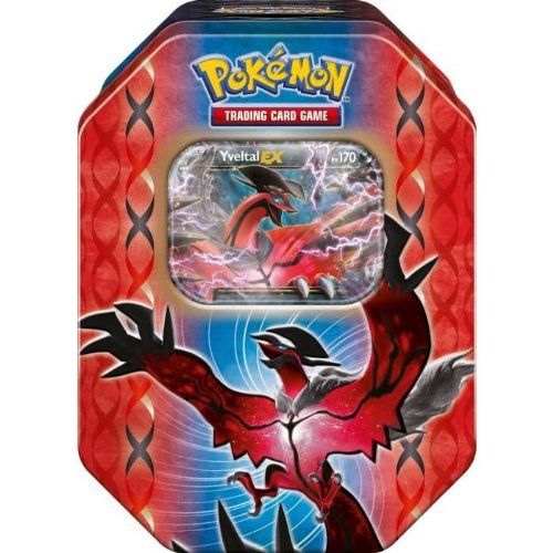 Pokemon - Pokebox Pâques 2014 - Yveltal-EX - Asmodee