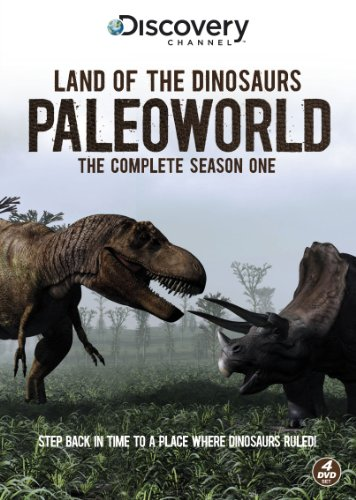 paleoworld-the-complete-season-one-land-of-the-dinosaurs-discovery-channel-dvd-import-anglais