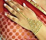 Indian Ethnic Ring Bracelet