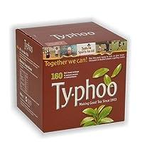 Typhoo Black Tea Box - 160 Teabags