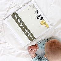 Babytagebuch - Erinnerungsalbum - Babybuch