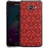 Samsung Galaxy A3 (2016) Housse Étui Protection Coque Rétro Vintage Rétro Collection Abstrait