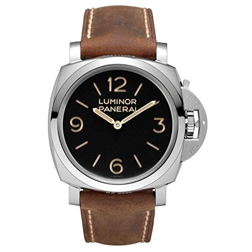 panerai-mens-luminor-1950-47mm-brown-leather-band-steel-case-mechanical-black-dial-analog-watch-pam0