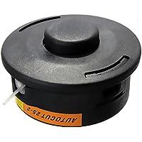Recortador - TOOGOO(R)Cabezas de avance de Bump de hilo de nilon de 25-2 de corte automatico para desbrozadora STIHL recortador Negro FS120 250