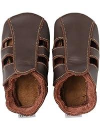 Bobux - BB 4041 - Contrast Sandal Chocolate