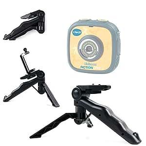 Support 2 en 1 poignée ergonomique / trépied pour caméra enfant VTech Kidizoom Action Cam - DURAGADGET