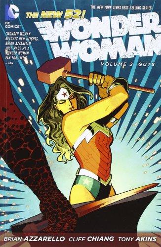 Wonder Woman Volume 2: Guts TP (The New 52) (Wonder Woman (DC Comics Numbered))