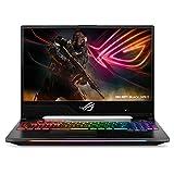 """Asus ROG Strix Hero Gaming Laptop, GL504 15.6"""" 144Hz IPS-Type Slim Display Intel"""