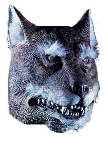 Horror-Shop Wolf Maske