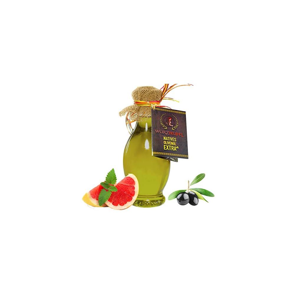 Grapefruit Minze Olivenl Aus Nativem Extra Vergin Olivenl Griechenland Ungefiltert Kaltgepresst Traditionelle Herstellung Im Familienbetrieb Amphore Irgizia Flasche 250ml