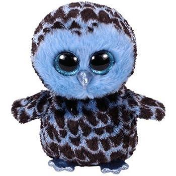 1de5d4fb8fc Ty Yago Owl Beanie Boo 15cm  Amazon.co.uk  Toys   Games