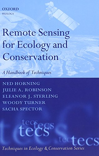 Remote Sensing for Ecology and Conservation: A Handbook of Techniques (Techniques in Ecology and Conservation)