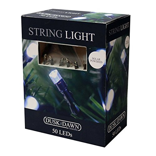 kingfisher-slsl2-50-led-solar-string-lights-white