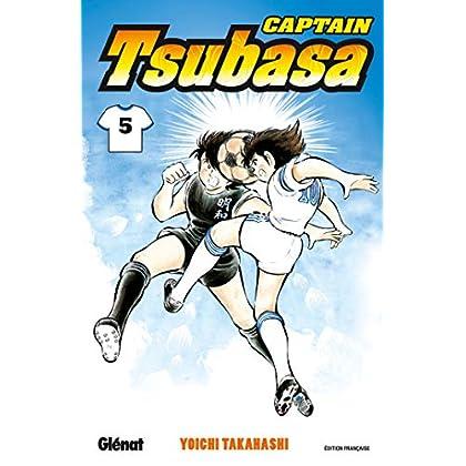Captain Tsubasa - Tome 05: L'embuscade