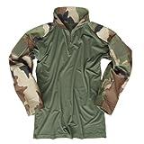 Mil-Tec Herren Tactical Combat Tarn Feldhemd, grün (Cce), XXL