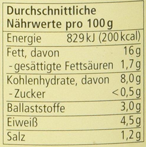 Alnatura Bio Pastete Kräuter, vegan, 6er Pack (6 x 125 g) - 2