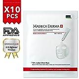 [Madeca Derma] Facial Mask (10 Sheets), Hydrating Anti...