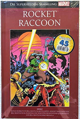 Die Marvel Superhelden Sammlung Ausgabe 45: Rocket Raccoon - Witch-World