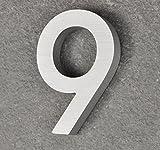 nanook Aluminium Massiv Hausnummer