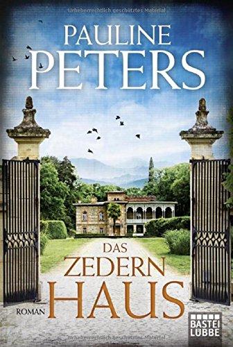 Buchseite und Rezensionen zu 'Das Zedernhaus' von Pauline Peters