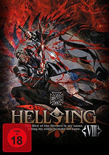Hellsing Ultimate OVA - Vol. 8 (Mediabook)