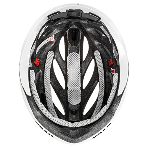 UVEX Helm Boss Race, White, 52-56 cm, 4102290215 - 3