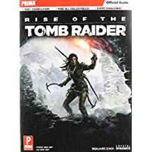 Rise Of The Tomb Raider Guide Prima Publishing