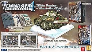 Valkyria Chronicles 4 : Memoires from Battle - Edition Premium