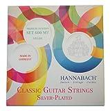 Hannabach 652257 Cordes pour Guitare classique
