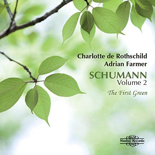 Charlottes Garten (Lieder und Gesänge, Vol. III, Op. 77: No. 2 Mein Garten)
