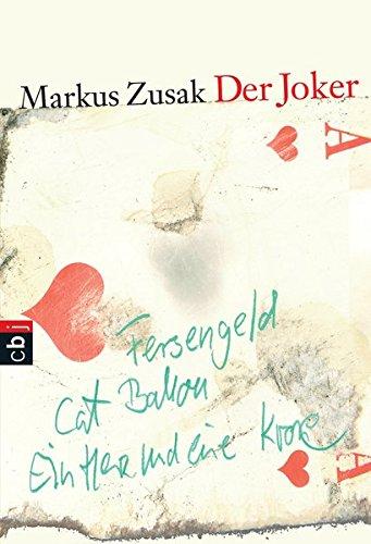 Buchseite und Rezensionen zu 'Der Joker' von Markus Zusak